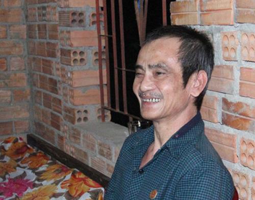 Ông Huỳnh Văn Nén-Ảnh: Lê Trường