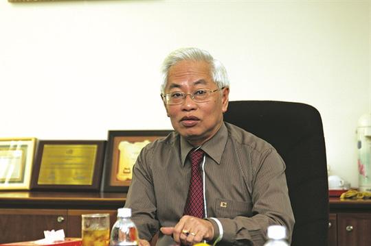 Ông Trần Phương Bình - Cựu TGĐ Ngân hàng Đông Á (DongA Bank)