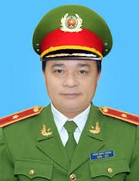 Thiếu tướng Phạm Quốc Cương