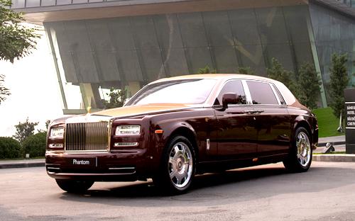 Công ty cổ phần ô tô Regal, đại lý của hãng Rolls-Royce (ảnh) tại Việt Nam, thuộc diện bị truy thu thuế