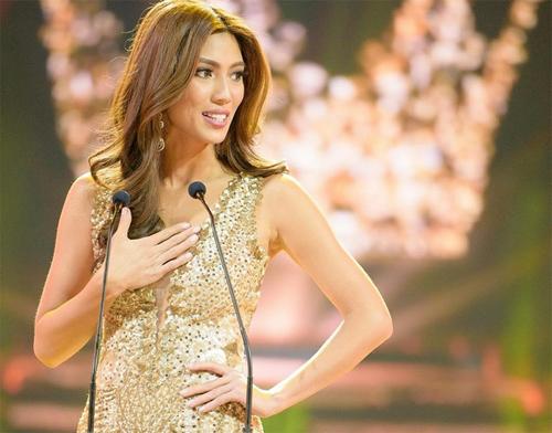 Nicole Cordoves - Á Hậu 1 cuộc thi Hoa hậu Hòa bình quốc tế 2016, Hoa hậu Hòa bình Philippines