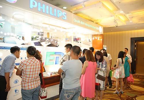 Philips ra mắt thế hệ sản phẩm đèn LED mới