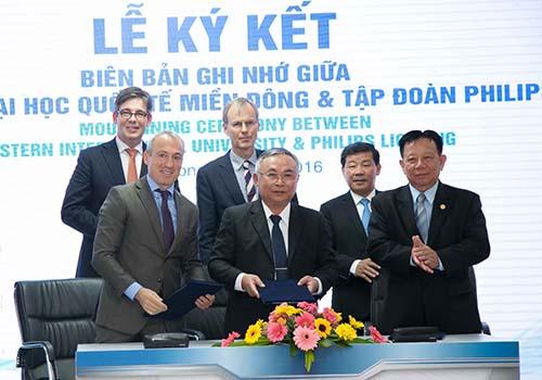Philips hợp tác với Becamex và EIU
