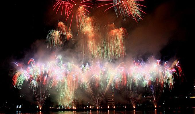 Thống nhất tên gọi Festival pháo hoa quốc tế Đà Nẵng năm 2017