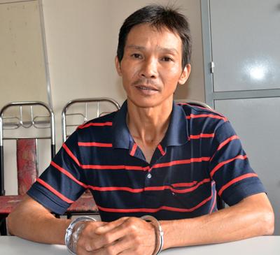 Đối tượng Nguyễn Huy Côi.