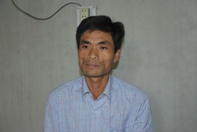 Bị can Nguyễn Văn Sơn