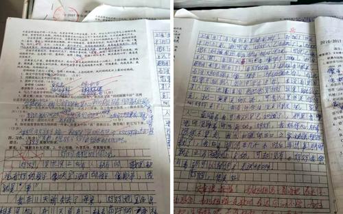 Bức thư lấy nước mắt của cậu bé 11 tuổi vừa mất mẹ