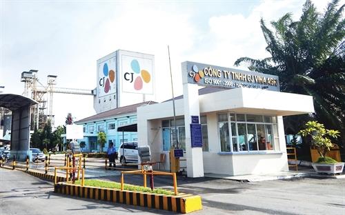 Đầu tư thêm 500 triệu USD vào Việt Nam, CJ đang đưa Việt Nam trở thành trung tâm sản xuất và xuất khẩu thực phẩm.
