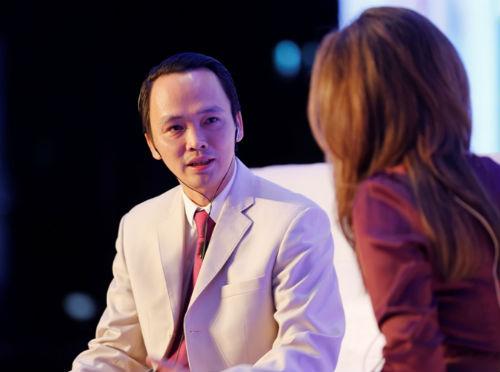 Chủ tịch Tập đoàn FLC - Trịnh Văn Quyết khẳng định, giá cổ phiếu ROS tăng mạnh vừa qua là do hàng tốt thì giá cao.