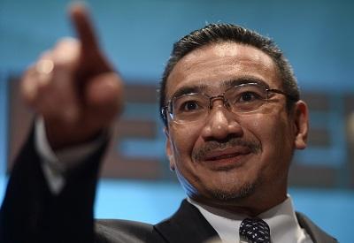 Bộ trưởng Quốc phòng Malaysia Hishammuddin Hussein. Ảnh: Free Malaysia Today