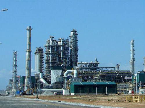 Dự kiến cổ phần hoá vào quý III/2017, Nhà máy Lọc dầu Dung Quất có thể bán tới 35% cổ phần cho các nhà đầu tư.