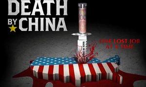 """Cuốn """"Chết bởi Trung Quốc"""" của ông Peter Navarro đã được dựng thành phim. Ảnh: Netflix"""