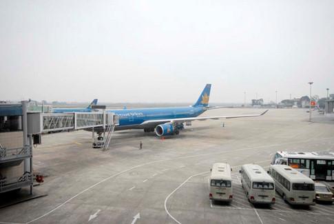 Sân bay Cần ThơẢNH: CÔNG HÂN