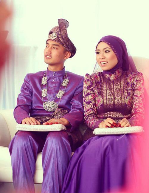Trang phục cưới truyền thống của cô dâu châu Á