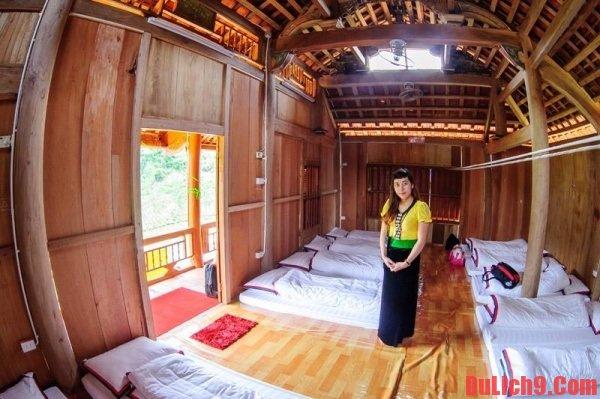 Nơi lưu trú khi du lịch Mộc Châu