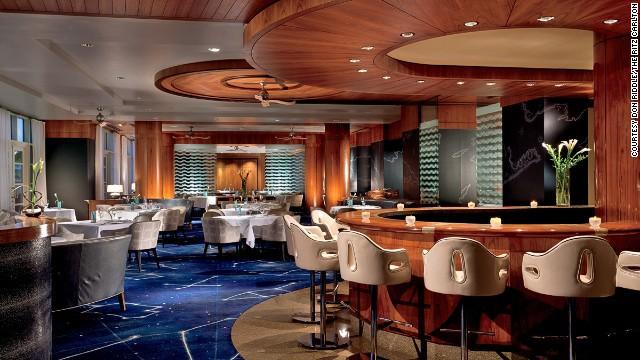 Top 10 nhà hàng khách sạn tốt nhất thế giới