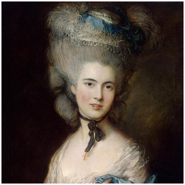 Những bộ tóc đồ sộ được chị em thời xưa coi như vật bất ly thân.
