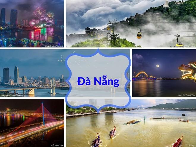 Cảnh đẹp Đà Nẵng.