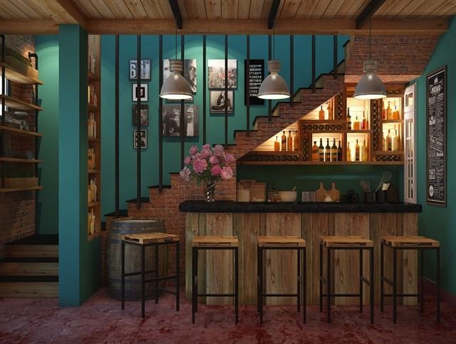 Like Backpacker Hostel nằm ở đường Nguyễn Tri Phương được lấy cảm hứng từ màu gỗ tự nhiên, nơi đây được bày biện rất độc đáo với quầy bar mini, phòng cà phê sách… giúp du khách có một chỗ nghỉ ngơi và giải trí hoản hảo. Ảnh: Btrip.