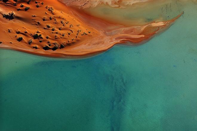 18 tấm ảnh độc và lạ cho bạn cái nhìn khác về biển