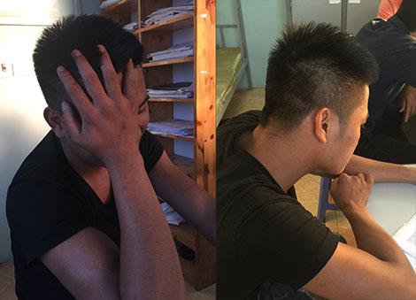 Triệu Văn V. kể về bước trượt trở thành trai bao cho người đồng tính.