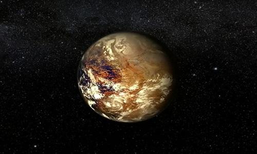 Hành tinh Proxima b có nhiều đặc điểm giống Trái Đất. Ảnh: ESO.