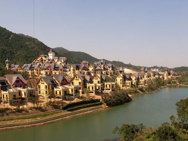 Những địa danh làm nhái nổi tiếng của Trung Quốc