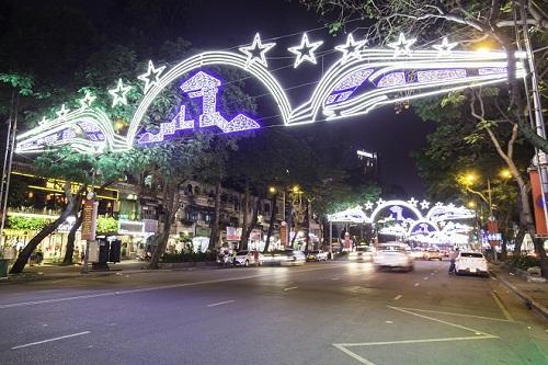 TPHCM rực rỡ chào xuân Đinh Dậu 2017