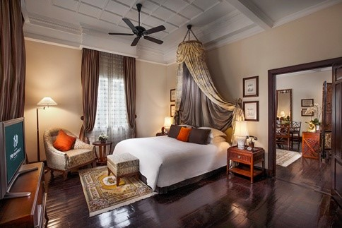 Khách sạn Sofitel Legend Metropole Hà Nội nằm tại số 15 Ngô Quyền, Hoàn Kiếm, Hà Nội.