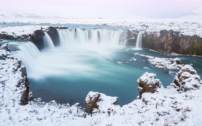 Những vùng đất hóa xứ sở thần tiên khi đông về