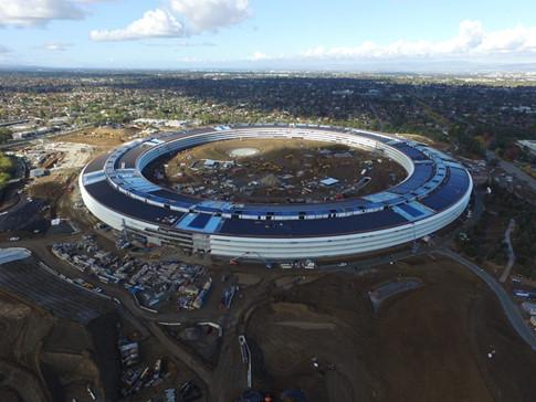 Dự kiến trụ sở mới của Apple sẽ chính thức đi vào hoạt động vào nửa cuối năm 2017
