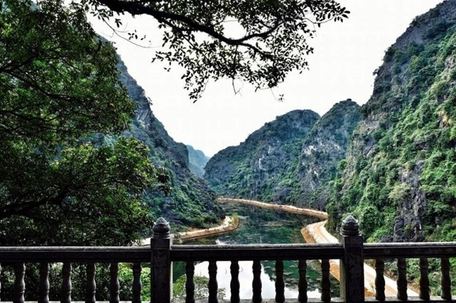 """""""Tuyệt tình cốc"""" phiên bản Việt ở Ninh Bình"""