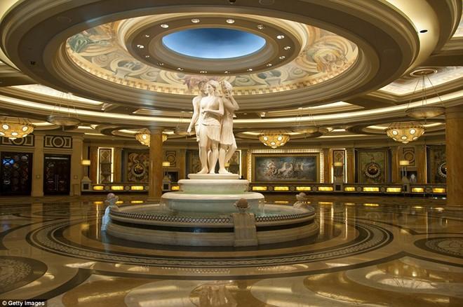 Những khách sạn được chụp ảnh nhiều nhất thế giới