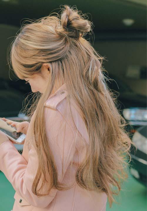 4 màu tóc chắc chắn sẽ làm mưa làm gió trong năm 2017