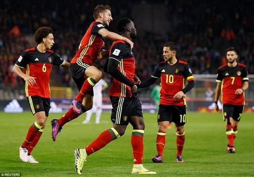 Tuyển Bỉ thắng liên tiếp 2 trận dưới thời HLV Martinez