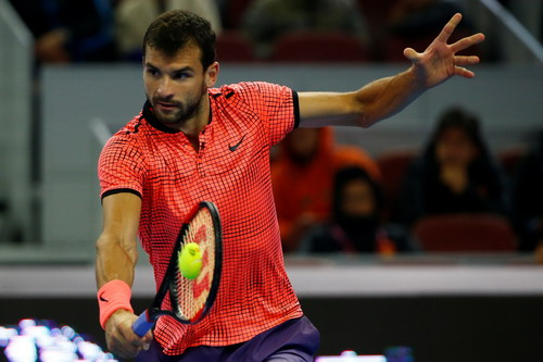 Grigor Dimitrov vào đến chung kết China Open nhưng thua sớm ở Thượng Hải