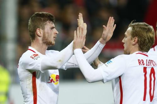 Lepzig thách thức cả Bundesliga