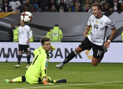 Cậu bé vàng Mario Goetze tỏa sáng kể từ khi trở lại Dortmund