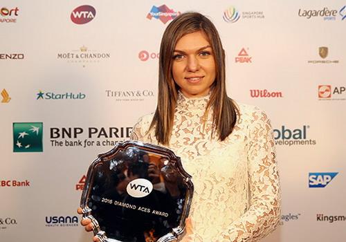Simona Halep là ứng viên sáng giá cho chức vô địch