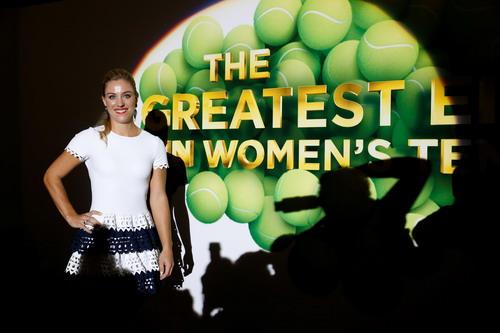 Angelique Kerber và áp lực của vị trí số 1 thế giới