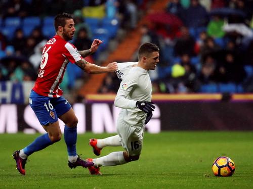 Trận cầu đầy khó khăn cho Real Madrid