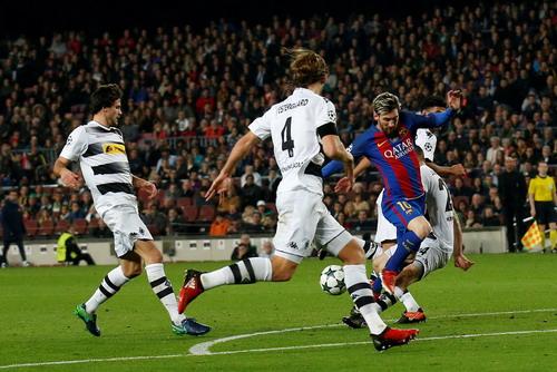 Messi vẫn là chân sút đem lại niềm vui cho Barcelona