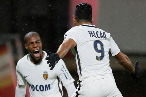 Monaco đang giữ ngôi nhì bảng Ligue I với 6 trận bất bại