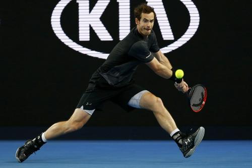 Andy Murray chật vật giành quyền vào vòng 3