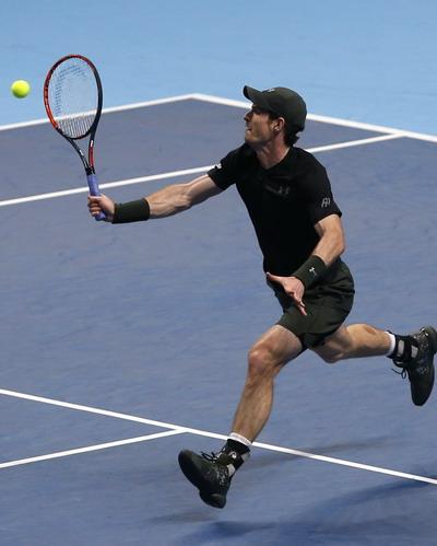 Phong độ ổn định giúp Murray thành công