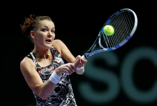 Radwanska chưa hết hy vọngbảo vệ ngôi vô địch