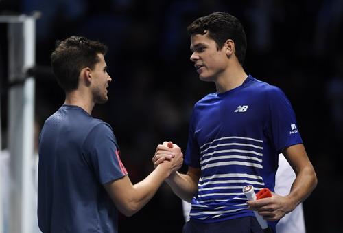 Hai tay vợt trẻ nhiều tiềm năng của Top 10 thế giới