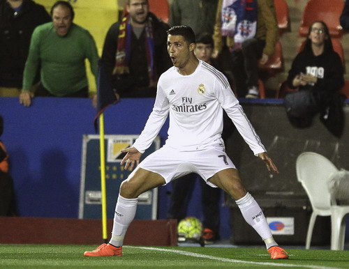 Thành công ở Real Madrid mang lại cho Ronaldo từ danh tiếng đến sự giàu có