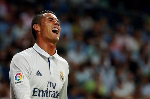 Ronaldo thất vọng khi đội nhà không kéo dài mạch thắng