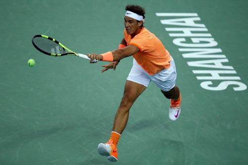Nadal vất vả rượt đuổi tỉ số cả trận đấu